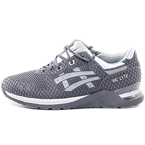 Asics  Gel-lyte Evo, Chaussures mixte adulte Dark Grey