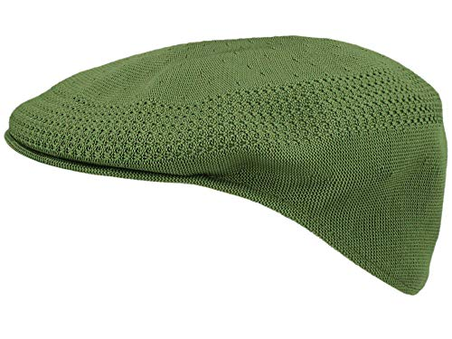 Kangol Homme Casquette plate Ventair 504 olive