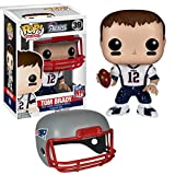 NFL New England POP Tom Brady Away Jersey Vinyl Figure