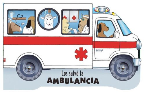 Los Salvo La Ambulancia por Marcela Ventimiglia