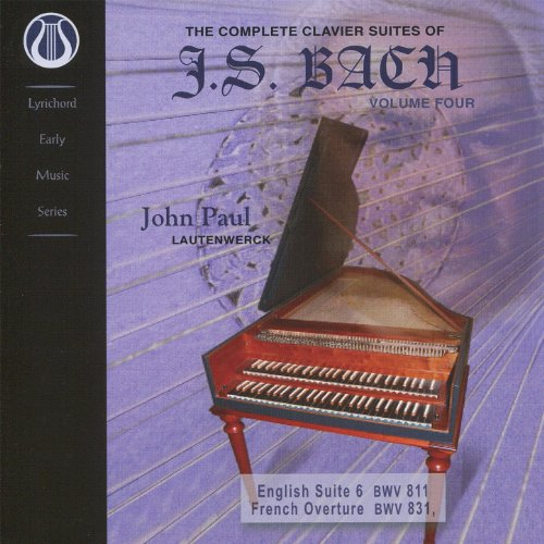 English Suite 6 - BWV 811: Gigue -