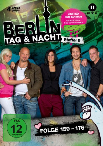 staffel-9folge-159-176-limited-edition-import-anglais