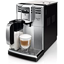 Saeco Incanto Deluxe HD8921/01 Kaffeevollautomat (1850 W, integriertes Milchsystem) edelstahl