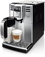 Saeco INCANTO DELUXEDesign elegante e caffè di straordinaria qualità.Specifiche:TipologiaEspresso machineTipologia CaffettieraAutomaticaFacile da UtilizzareSìTipo di CaffèChicchi di caffè, Caffè macinatoPreparazione di Caffè RistrettoNoPrepar...