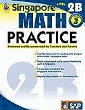 Math Practice, Grade 3 (Singapore Math Practice)