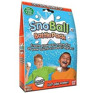 ZIMPLI KIDS LIMITED Snoball Battle Pack-60 Snoball Pack