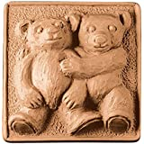 Milky Way Molde para jabones Teddy bears