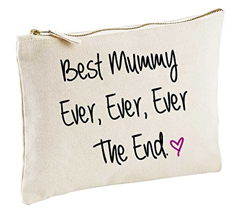 best-mummy-ever-ever-ever-el-final-natural-make-up-bolsa-regalo-idea-bolsa-para-cosmeticos-diseno-de