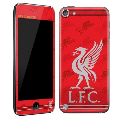 Liverpool F.C. iPod Touch 5G PORTOFREI. iPod Touch 5G verblassen, wasserfest, Blasenfreie Lackierung, kratzfrei, leichte keine Rückstände beim entfernen, in ein Display, offizielles Fußball-Merchandising-Produkt Chelsea Fc Cufflinks