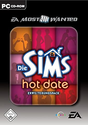 Die Sims: Hot Date (Add-On) [EA Most Wanted]