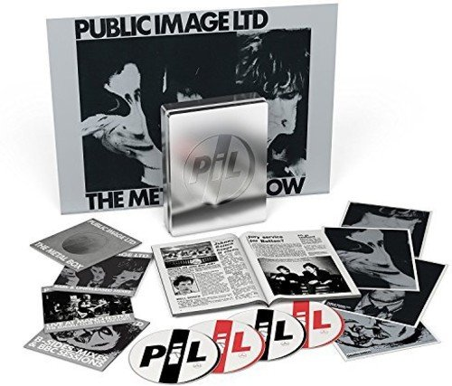 Public Image Box Limited-metal (Metal Box (Ltd.Edt.Super Deluxe Box))