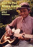 Stefan Grossman - How To Play Blues Guitar Lesson 2 [DVD] [NTSC]