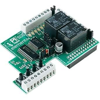 Carte d'extension numérique E/S Raspberry Pi® PiFace