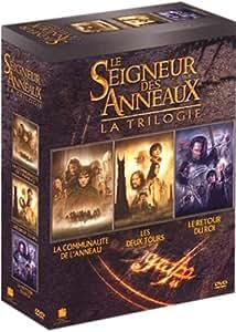 Le Seigneur des Anneaux : La Trilogie - La Communauté de l'Anneau / Les Deux Tours / Le Retour du Roi - Metroplolitan Edition Prestige (6 DVD)