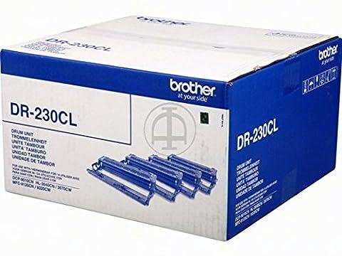 Brother original - Brother MFC-9120 CN (DR230CL) - Bildtrommel (schwarz, cyan, magenta, gelb) - 15.000 Seiten