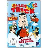 Alles Trick 12: Arthur, der Engel - Die teuflisch guten Abenteuer des kleinen Himmelboten