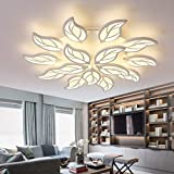 DEJ Lampe de Plafond Lampe de Plafond Lampe de Plafond Salle à Manger Télécommande...