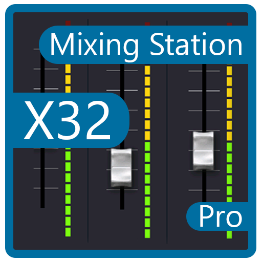 Mixing Station XM32 Pro Touch-screen-tools