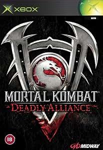 Mortal Kombat: Deadly Alliance (Xbox)