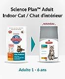 Hill's Science Plan Feline Adulte Nourriture Croquette pour Chat d'Intérieur Poulet 4 kg