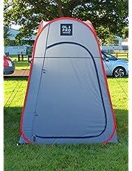 OLPro Utilitaire tentepop-up –brun/orange, 1,6m x 1,6mm