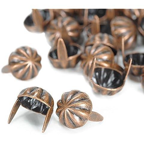Macchie Umbrella standard Rivet Co., Ltd. in pelle Craft rame