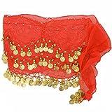 Oriental Bauchtanz Damen Hip Schal