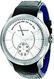 Joop! Herren Analog Quarz Uhr mit Leder Armband JP100671S01U