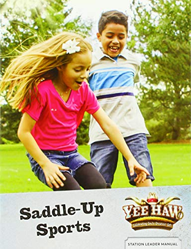 Saddle-Up Sports Leader Manual (Group's Weekend Vbs 2019)