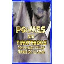 Poèmes de Timothious: Poèmes de femme que j'ai aimé (French Edition)