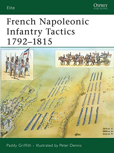 French Napoleonic Infantry Tactics 1792-1815 (Elite) por Paddy Griffith