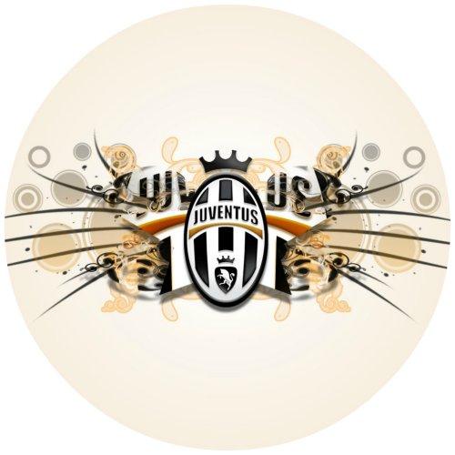 Tortenaufleger Tortenfoto Aufleger Foto Bild Fußball Turin 1 rund ca. 20 cm *NEU*OVP*