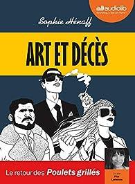 Art et décès par Sophie Hénaff