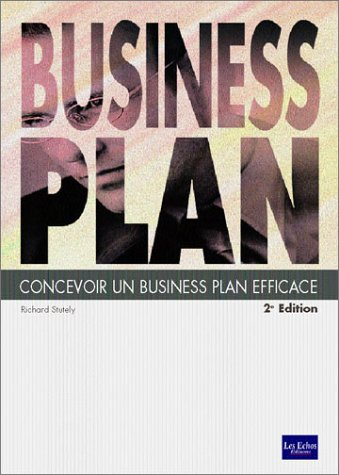 Business Plan, 2e édition
