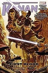 Star Wars: Kanan Vol. 2: First Blood (Star Wars (Marvel)) by Greg Weisman (2016-05-31)