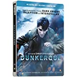 Dunkerque (Dunkirk) - Edition Limitée Steelbook Combo Blu-Ray + Blu-Ray 4K UHD - Christopher Nolan