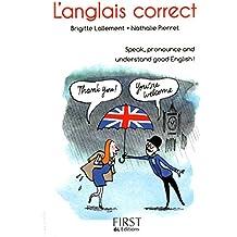 Petit livre de - Anglais correct