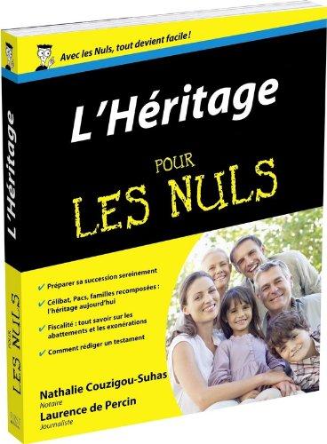 Héritage pour les Nuls (L')
