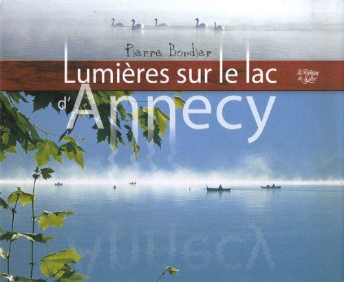 Lumières sur le lac d'Annecy
