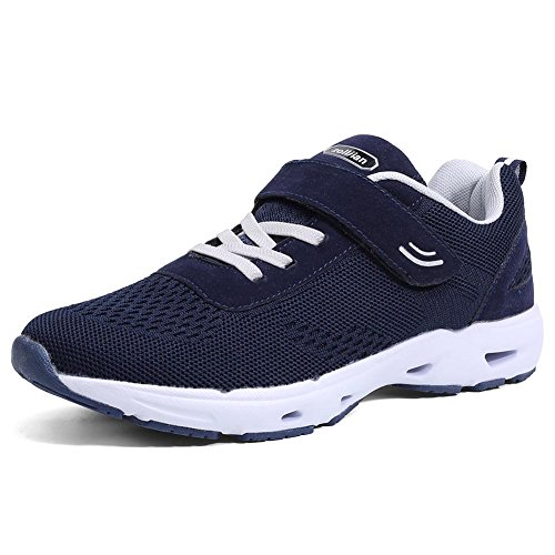 Lightweight Running Shoes,Sport Gym Trainers Casual Fitness Walking Run Shoes Mens Womens