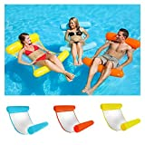 Bolange Hängendes aufblasbares aufblasbares Bett der Wasserhängematte Schwimmender schwebender Stuhl PVC aufblasbar Schw