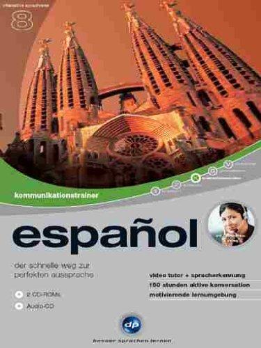 Interaktive Sprachreise V8: Kommunikationstrainer Spanisch