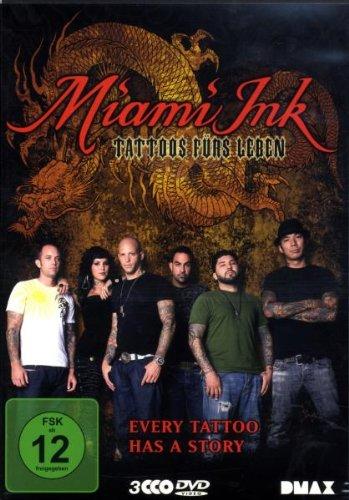 James Dean Heller (Miami Ink - Tattoos fürs Leben, Vol. 1 [3 DVDs])