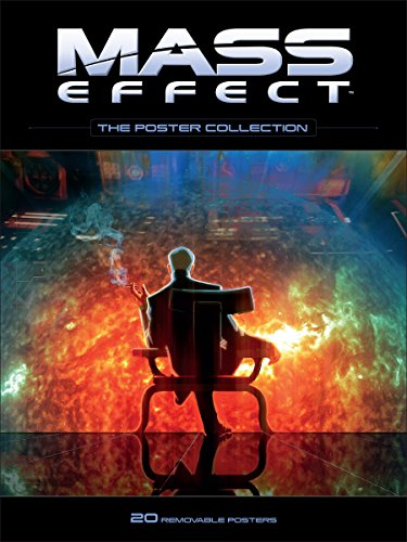Mass Effect - The Poster Collection (Posters) por Various