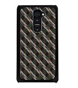 PrintDhaba Pattern D-5262 Back Case Cover for LG G2 (Multi-Coloured)