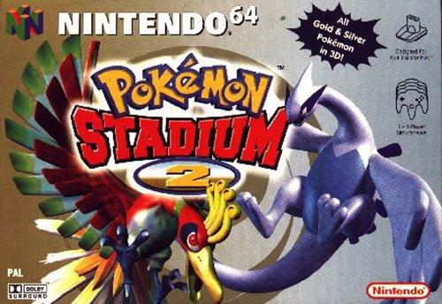Pokémon Stadium-Gold/Silver