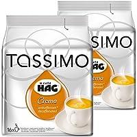 Tassimo Café HAG Crema Decaffeinato, Caffè, Capsule