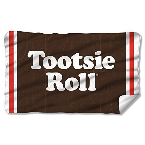 tootsie-roll-wrapper-sublimation-fleece-blanket-by-trevco