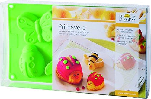 Birkmann 251892 Silikonform Primavera, Mittel