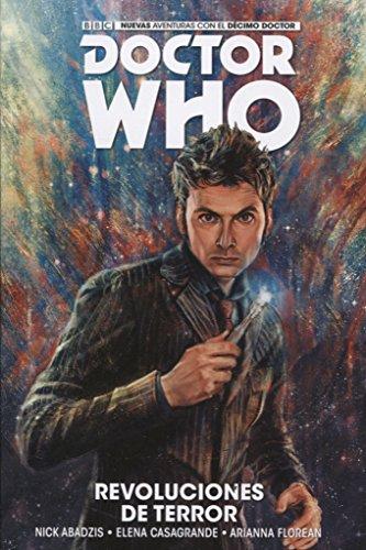 Doctor Who: el Décimo Doctor, volumen 1: Revoluciones de Terror